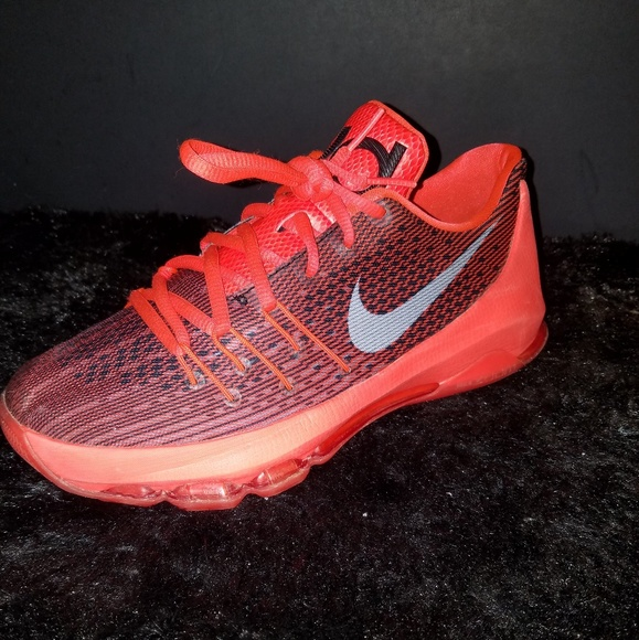 size 40 c21f8 475d4 Nike kd 8 , youth size 5y bright crimson